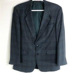 Hart Schaffner Marx 100% Australia Wool Sport Coat